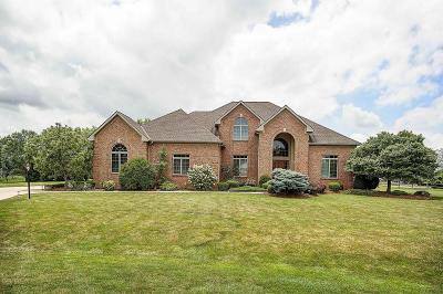 Pickerington Single Family Home Contingent Finance And Inspect: 7429 Wolfe Terrace