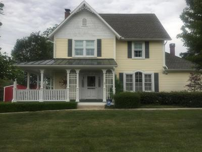 Hilliard Single Family Home For Sale: 3063 Amity Road