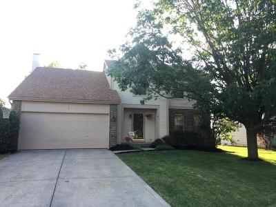 Reynoldsburg Single Family Home Contingent Finance And Inspect: 811 Gascony Drive
