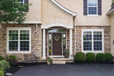 Dublin OH Single Family Home For Sale: $552,000
