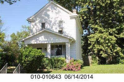 Columbus Single Family Home For Sale: 373 Belvidere Avenue