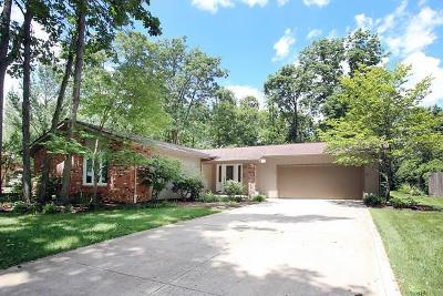 Columbus Single Family Home For Sale: 1390 Hickory Ridge Lane