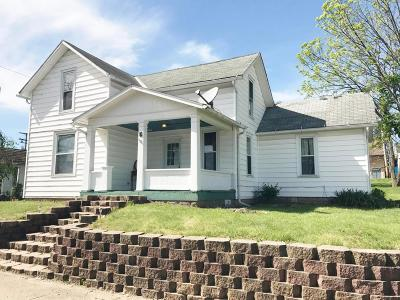 Mount Vernon OH Single Family Home For Sale: $79,995