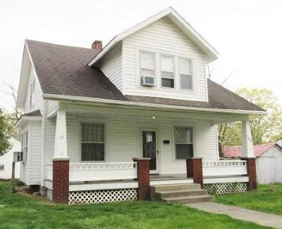 Mount Vernon OH Single Family Home For Sale: $89,900