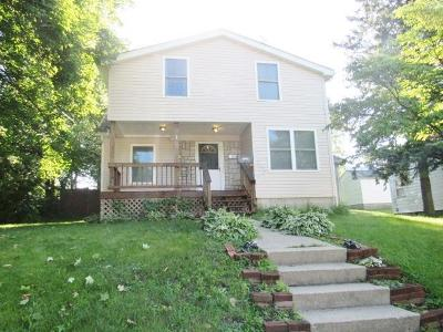 Mount Vernon OH Single Family Home For Sale: $110,000