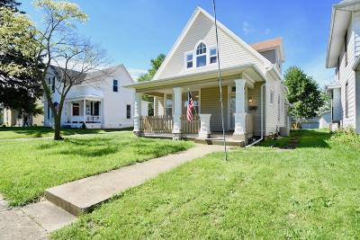 Single Family Home Contingent Finance And Inspect: 209 S Main Street