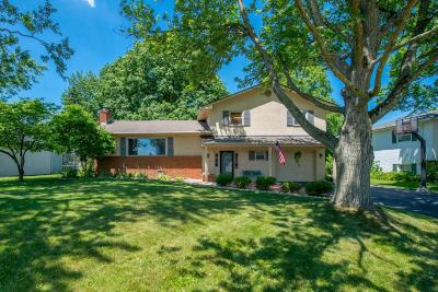 Upper Arlington Single Family Home Contingent Finance And Inspect: 2711 Montcalm Road