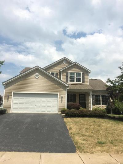 Pickerington Single Family Home Contingent Finance And Inspect: 261 Linden Circle