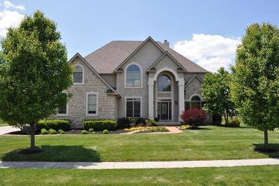 Pickerington Single Family Home For Sale: 13895 Fantasy Way