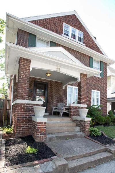 Single Family Home Contingent Finance And Inspect: 63 Hoffman Avenue