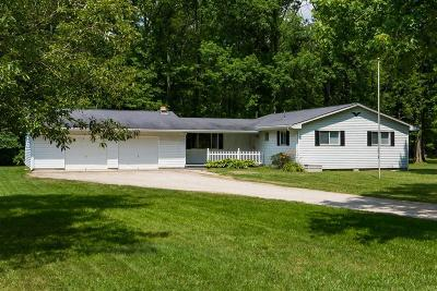 New Albany Single Family Home Contingent Finance And Inspect: 4905 Babbitt Road