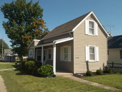Washington Court House OH Single Family Home Contingent Finance And Inspect: $54,900