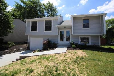 Galloway Single Family Home Contingent Finance And Inspect: 5959 Parkglen Road