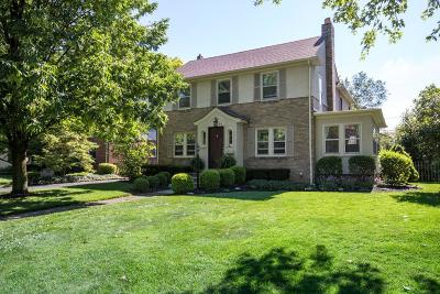 Single Family Home For Sale: 1798 Andover Road