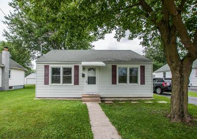 Single Family Home Contingent Finance And Inspect: 515 Hawthorne Avenue