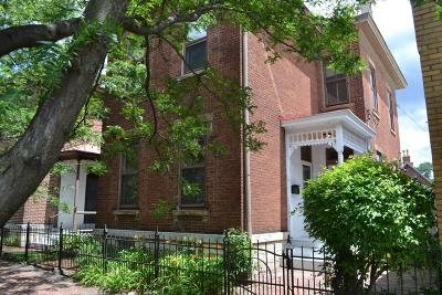 Single Family Home For Sale: 758 S Front Street