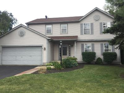 Single Family Home For Sale: 5451 Tinapple Road