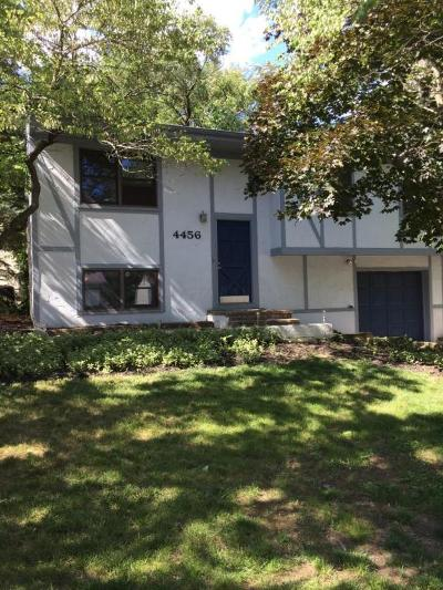 Westerville Single Family Home Contingent Finance And Inspect: 4456 Valley Quail Boulevard N
