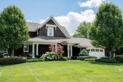 Dublin Single Family Home Contingent Finance And Inspect: 7773 Tillinghast Drive