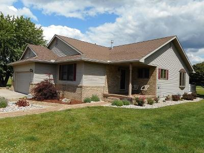Mount Gilead OH Single Family Home For Sale: $242,500
