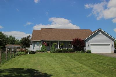 Johnstown Single Family Home Contingent Finance And Inspect: 4127 Caswell Road