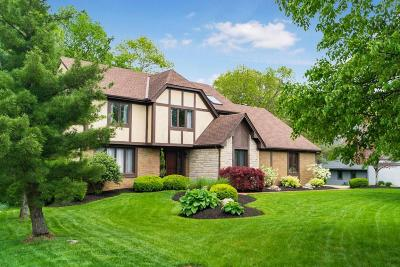 Columbus Single Family Home Contingent Finance And Inspect: 7732 Norhill Road