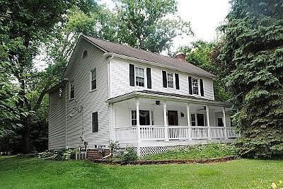 Gahanna Single Family Home Contingent Finance And Inspect: 492 E Johnstown Road