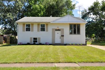 Gahanna Single Family Home Contingent Finance And Inspect: 579 Knights Avenue