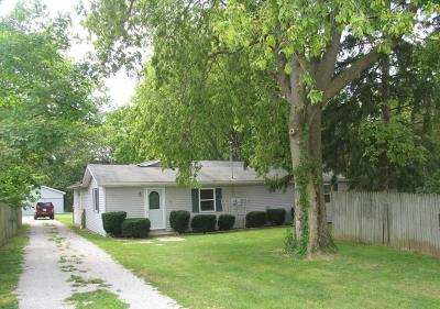 Single Family Home Sold: 7835 Currier Road
