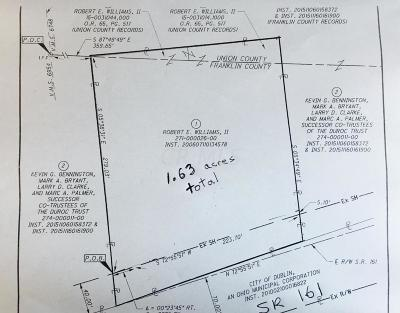 Residential Lots & Land For Sale: 7608 State Route 161