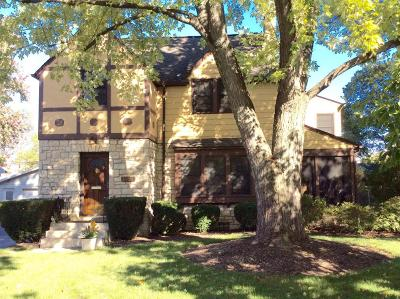 Single Family Home For Sale: 1956 W Chelsea Road