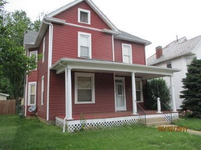 Lancaster OH Single Family Home For Sale: $110,000