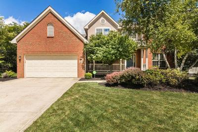 Galloway Single Family Home Contingent Finance And Inspect: 835 Claytonbend Drive
