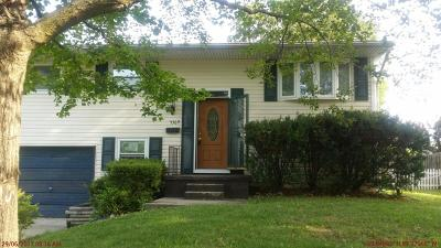 Columbus OH Single Family Home For Sale: $104,500