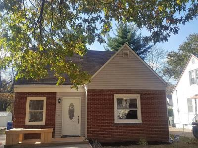 Columbus OH Single Family Home For Sale: $174,900