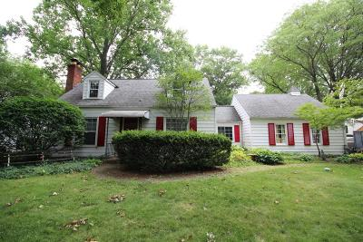 Single Family Home Contingent Finance And Inspect: 326 Canyon Drive