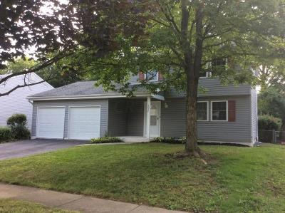 Reynoldsburg Single Family Home For Sale: 3052 Breed Drive
