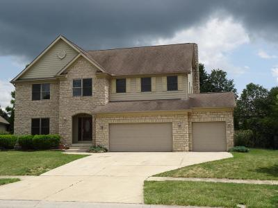 Grove City Single Family Home For Sale: 6112 Grant Run Place
