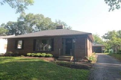 Single Family Home Contingent Finance And Inspect: 452 Acton Road