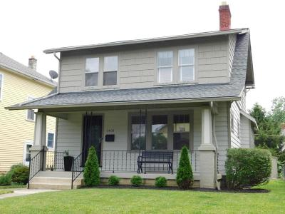 Single Family Home Contingent Finance And Inspect: 1401 W 2nd Avenue