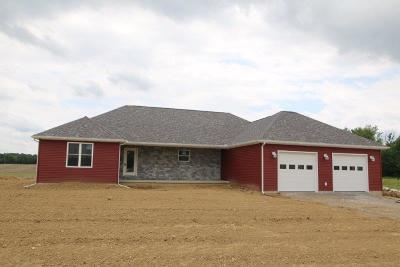 Single Family Home For Sale: 5020 County Road 23