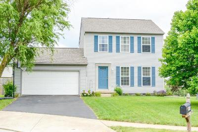 Galloway Single Family Home Contingent Finance And Inspect: 5948 Whitehaven Drive