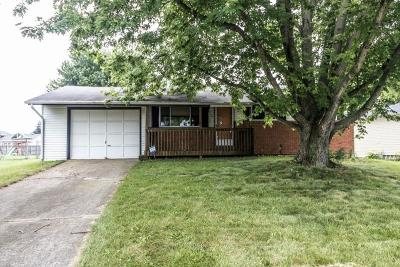 Single Family Home Contingent Finance And Inspect: 228 Blendon Road