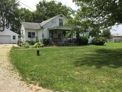 Johnstown Single Family Home For Sale: 12245 Miller Road
