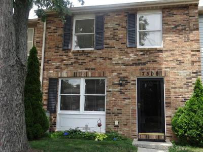 Reynoldsburg Single Family Home For Sale: 7500 Stonetrail Way