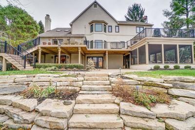 Columbus Single Family Home For Sale: 7681 Seminary Ridge