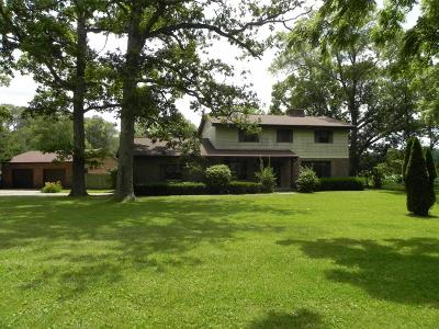 Single Family Home For Sale: 463 Us Highway 42 SE