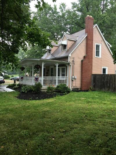Reynoldsburg Single Family Home Contingent Finance And Inspect: 1734 Lancaster Avenue