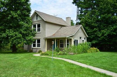Single Family Home For Sale: 3247 Lancaster Road