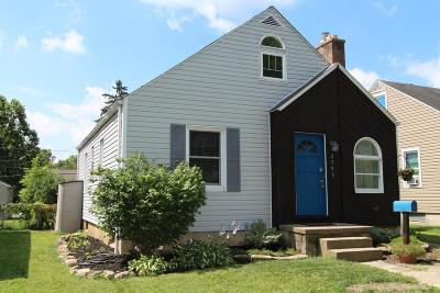 Single Family Home Contingent Finance And Inspect: 2795 Bellwood Avenue